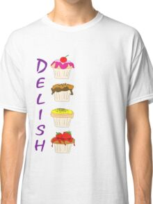 Cup Cakes Classic T-Shirt
