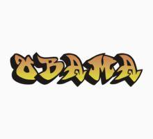 obama : graffiti by asyrum