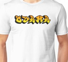 obama : graffiti Unisex T-Shirt