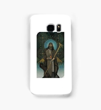 Dragon Age Inquisition Solas Tarot card Samsung Galaxy Case/Skin