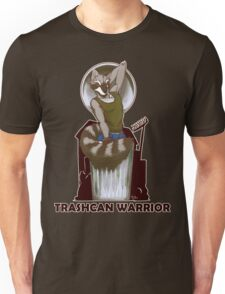 Trashcan Warrior Unisex T-Shirt