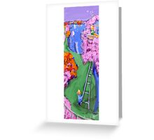 The treehouse Greeting Card