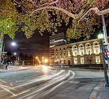 The Old Treasury Building, Melbourne, Australia  28 May 14. by Andrew Brooks