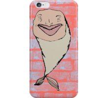 Fish on Bricks iPhone Case/Skin