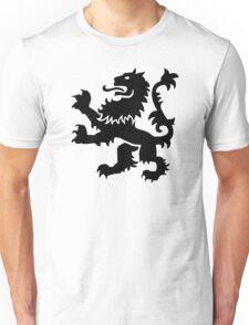 Lion heraldry Unisex T-Shirt