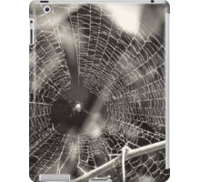 Don't get caught iPad Case/Skin