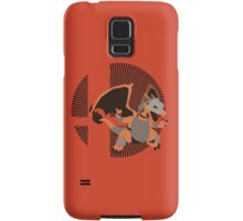 Armored Charizard (Smash) - Sunset Shores Samsung Galaxy Case/Skin