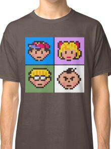 Earthbound squared Classic T-Shirt