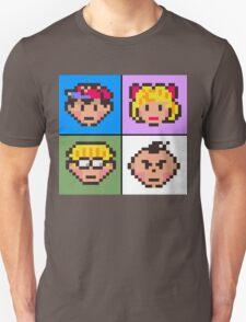 Earthbound squared Unisex T-Shirt