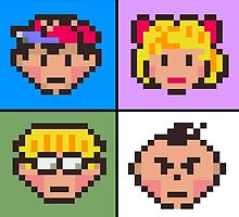 Earthbound squared by tylafoutz