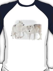 The way you look at me - Arctic Wolves T-Shirt