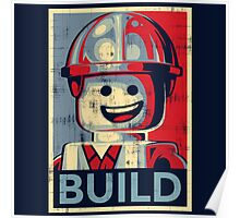 BUILD Poster