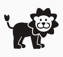 Lion Baby Tee