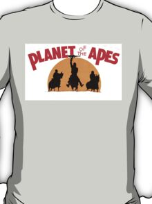 Planet of the Apes Retro T-Shirt