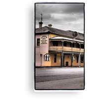 Country Pub II Canvas Print