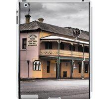 Country Pub II iPad Case/Skin