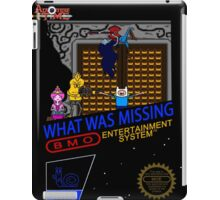 NINTENDO: NES ADVENTURE TIME  iPad Case/Skin