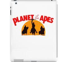 Planet of the Apes Retro iPad Case/Skin