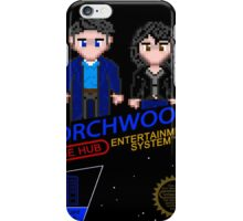 NINTENDO: NES Torchwood  iPhone Case/Skin