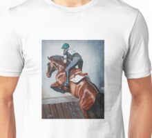 Jump into the unkown Unisex T-Shirt