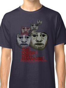 Power Drill Massacre (psychedelic) Classic T-Shirt