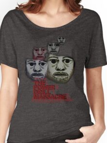 Power Drill Massacre (psychedelic) Women's Relaxed Fit T-Shirt