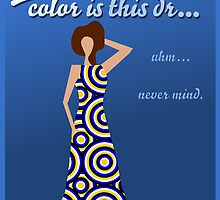 What color is this dress? by pda1986