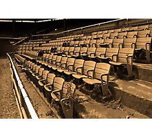 The Old Ballpark Photographic Print