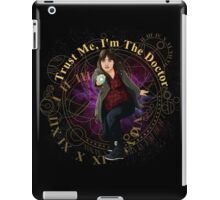 Trust Me, I'm the Doctor-Clara Oswald iPad Case/Skin