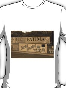Old Time Baseball Field T-Shirt