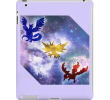 Legendary Galaxy Birds iPad Case/Skin