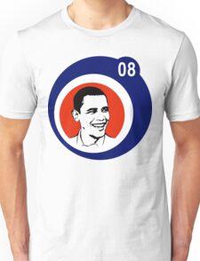 obama 08 : circles Unisex T-Shirt
