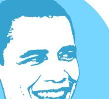 obama 08 : circles Sticker