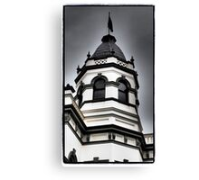 Corner Office Canvas Print