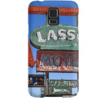Route 66 - Lasso Motel Samsung Galaxy Case/Skin