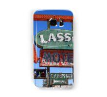 Route 66 - Lasso Motel Samsung Galaxy Case/Skin