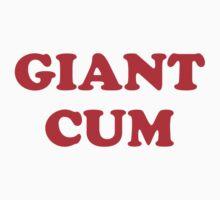 Giant Cum by TriangleOG
