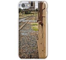 Yass Train Station (2) iPhone Case/Skin