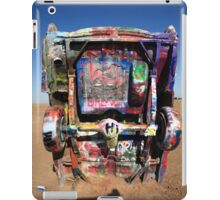 Route 66 - Cadillac Ranch iPad Case/Skin