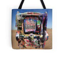 Route 66 - Cadillac Ranch Tote Bag