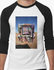 Route 66 - Cadillac Ranch Men's Baseball ¾ T-Shirt