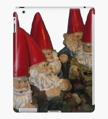 Keep Your Goals Away from the Trolls iPad Case/Skin