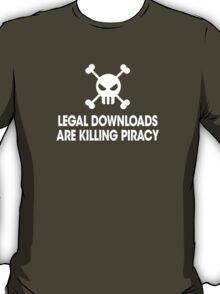 Legal downloads T-Shirt