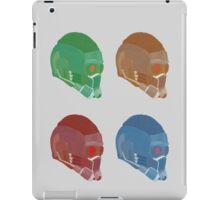 Star Lord Helmet iPad Case/Skin