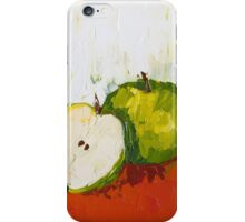 Inside the Green Apple iPhone Case/Skin