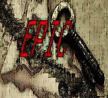 epic by Ushna Sardar