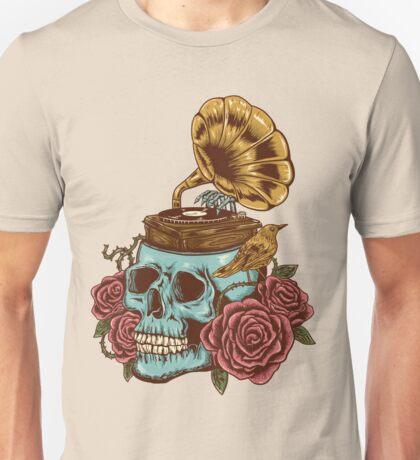 stuck on my head Unisex T-Shirt
