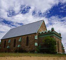 Church at Dalgety  by D-GaP