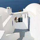Santorini by Matt  Streatfeild