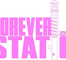 Forever Static I by iDubberEA